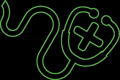logo v liniach